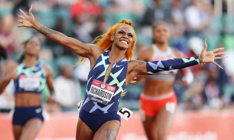 US Sprinter Sha'Carri Richardson tests positive for Marijuana