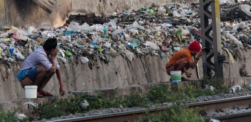 FG, Open defecation