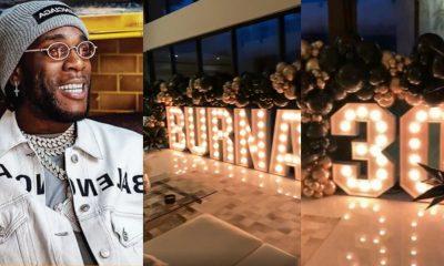 Burna Boy, 30th birthday