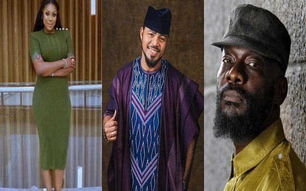 Ramsey Nouah, Mo Abudu, Andrew Dosunmu