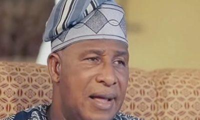 Oga Bello Adebayo Salami Nollywwod