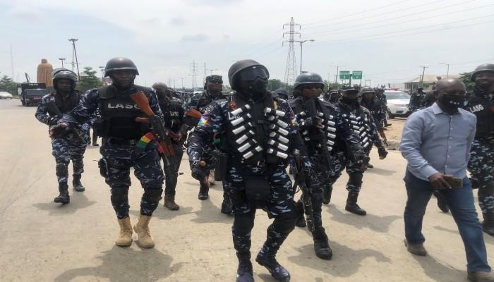 Police confirm security operative, journalist, Okada rider killed in Ondo bank robbery