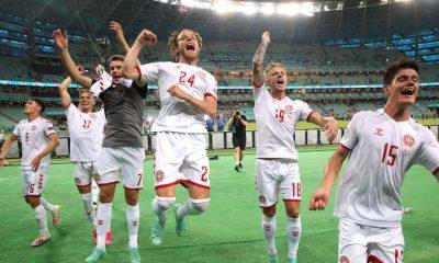 Denmark beat Czech Republic