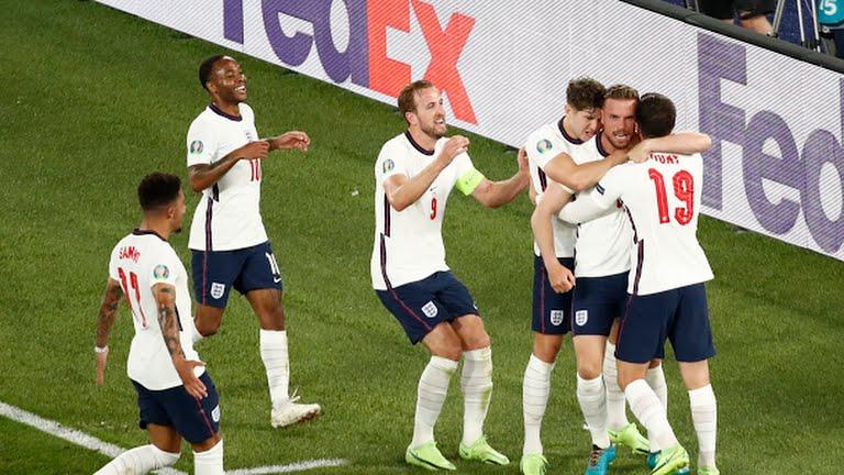 England Ukraine reactions