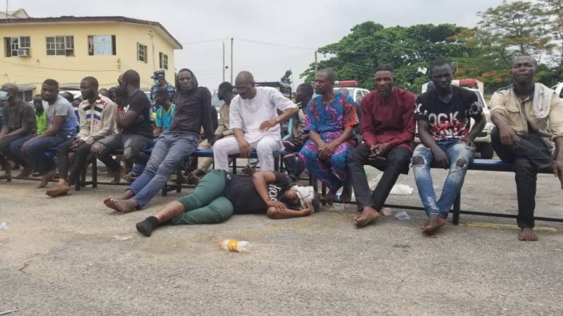 JUST IN: Police release 47 Yoruba Nation protesters, charge Tunde Bakare for murder