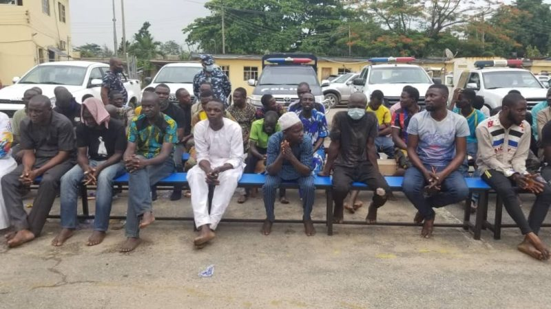 Court grants bail to arrested Yoruba Nation protesters