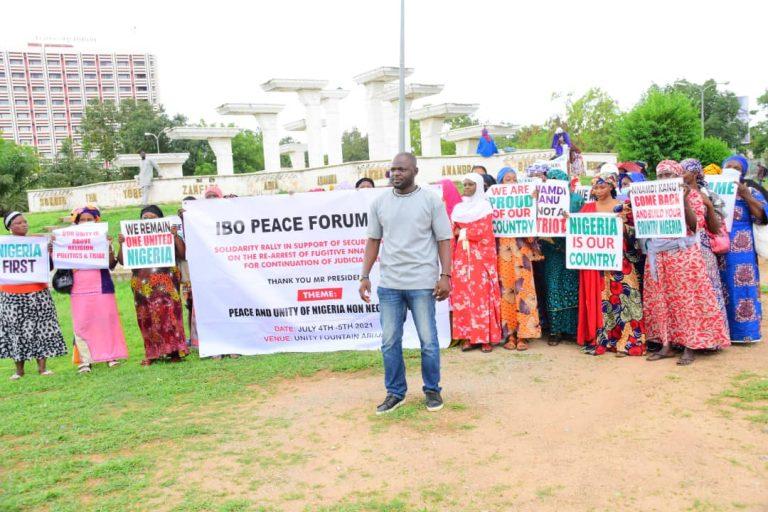 Emeka Okpara, National Coordinator, Igbo Peace Forum