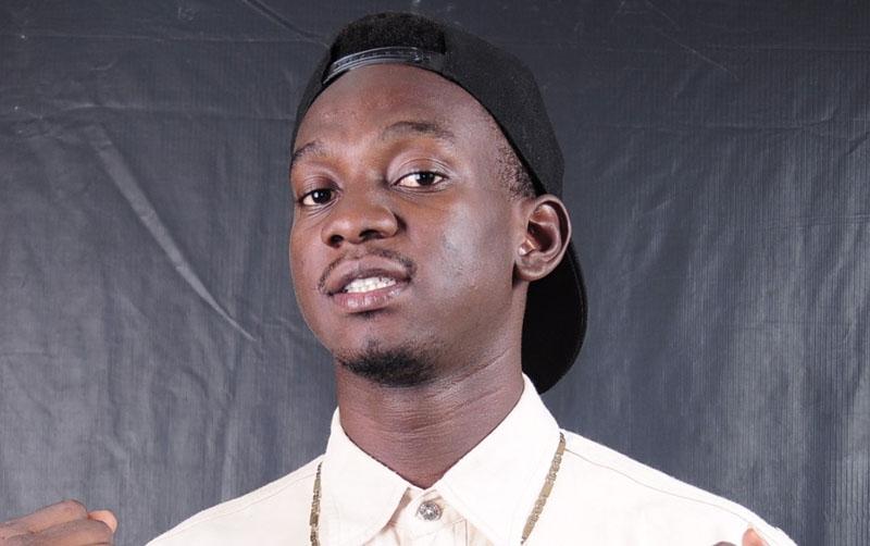 Nigerian Hip Hop artist, Olufemi George, better known as Oba Lurge