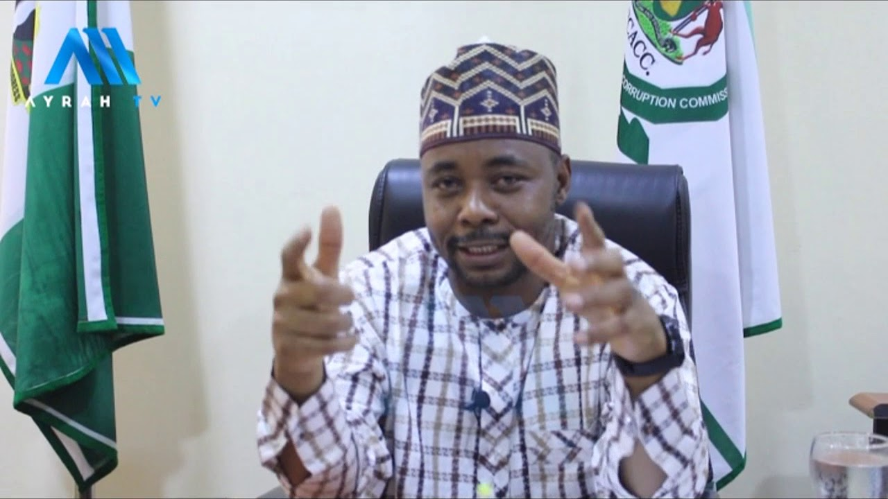 JUST IN: Kano assembly suspends anti-graft boss, Muhuyi Magaji