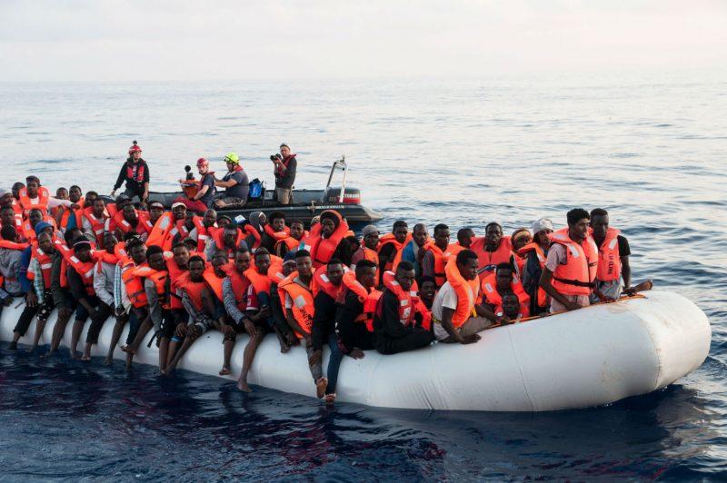 250 illegal migrants rescued off Libyan coast – UN