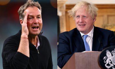 Kasper Hjulmand tells Boris Johnson to wake up ahead of Denmark ENgland EURO 2020 semifinal at Wembley