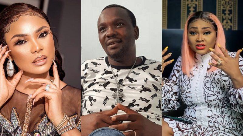 Iyabo Ojo, Mercy Aigbe, Tonto Dikeh