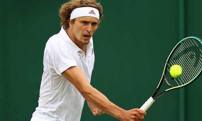 Zverev Wimbledon