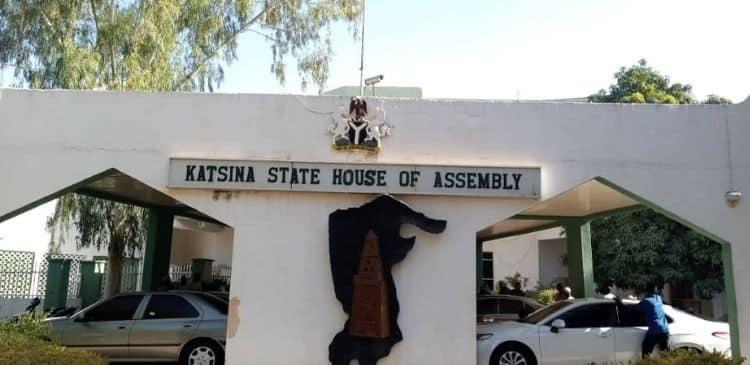 Katsina State House of Assembly enterance