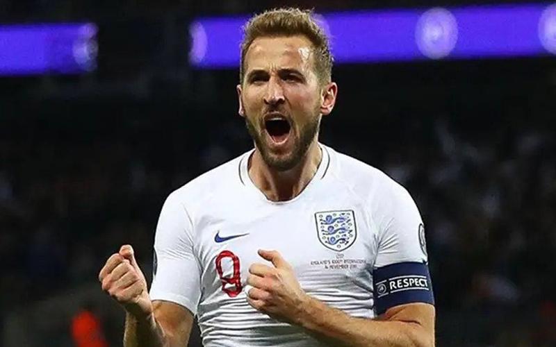 Harry Kane EURO 2020 final against Italy