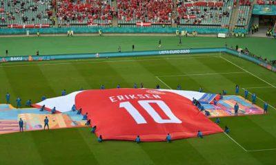 UEFA Eriksen EURO 2020 final