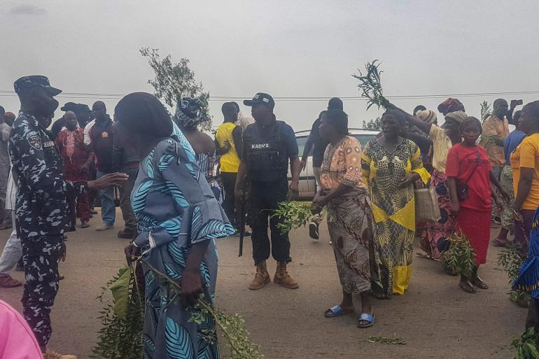 Kaduna Abduction: Management calls emergency meeting as parents threaten to raze school