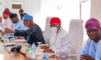 Southern Governors Lagos resolution on anti-grazing DSS Presidency