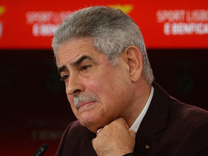 Benfica president arretsed for alleged frau