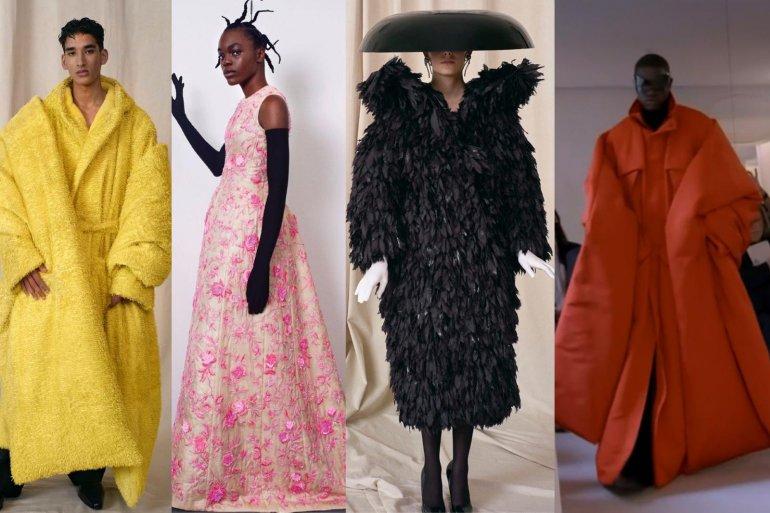 Balenciaga, couture show,
