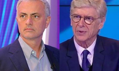 Mourinho- Wenger react to England's controversial penalty