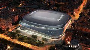 Real Madrid reveals images of Santiago Bernabeu
