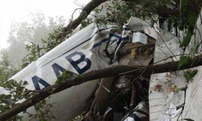 Three die asinebanon trainer plane crash