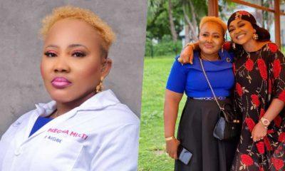 PHOTOS: Mercy Aigbe celebrates elder sister on 50th birthday