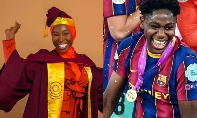 Assisat Oshoala's sister bags first class in UNILAG