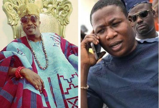 I will bring Igboho for peace talk, Oluwo begs Buhari