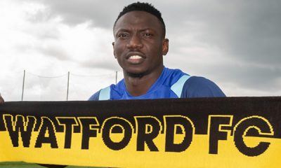 Etebor signs for Watford