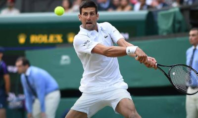 Novak Djokovic beats Denis Shapovalov to enter Wimbledon final