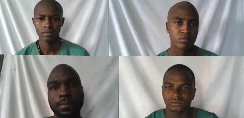 Prisoners escape Plateau prison