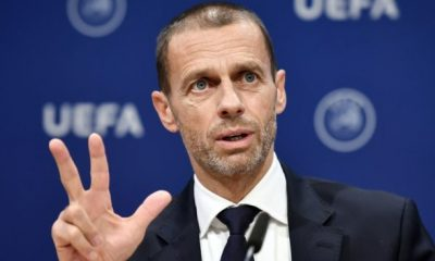 UEFA president rules out 'unfair' pan-European Championship in future