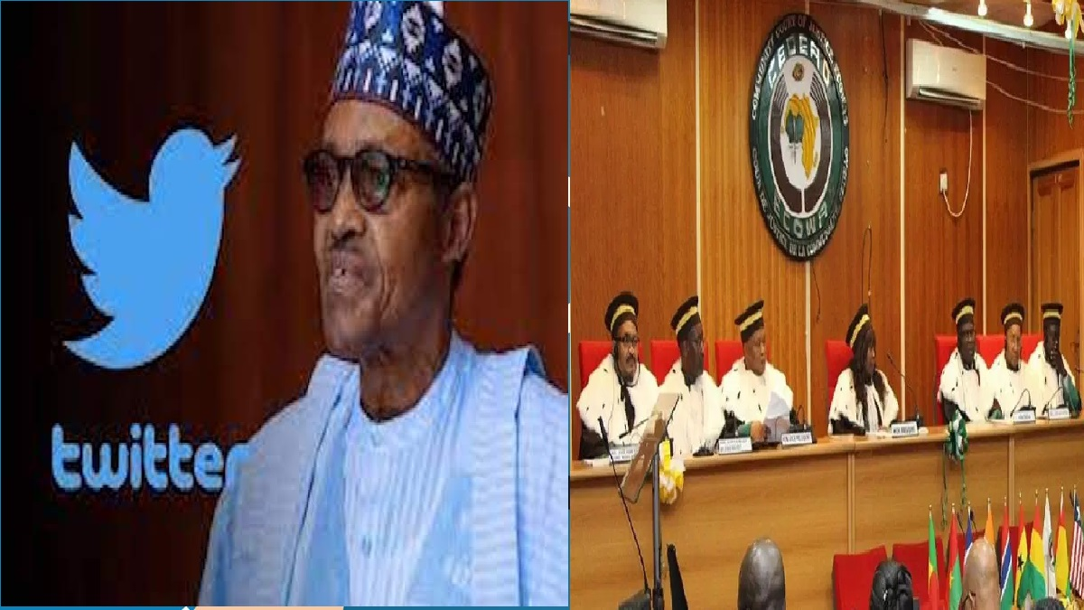 ECOWAS court merges four suits against FG over Twitter Ban