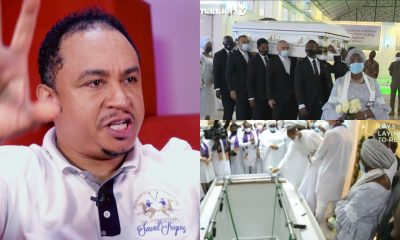 VIDEO: Daddy Freeze slams General Overseers who ignored T.B Joshua's funeral