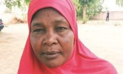 Boko Haram killed my husband in my presence