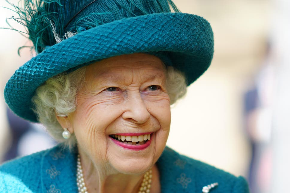 Queen Elizabeth messages England ahead of EURO 2020 final
