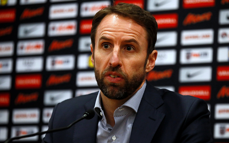 Southgate on England fans booing Italy anthem