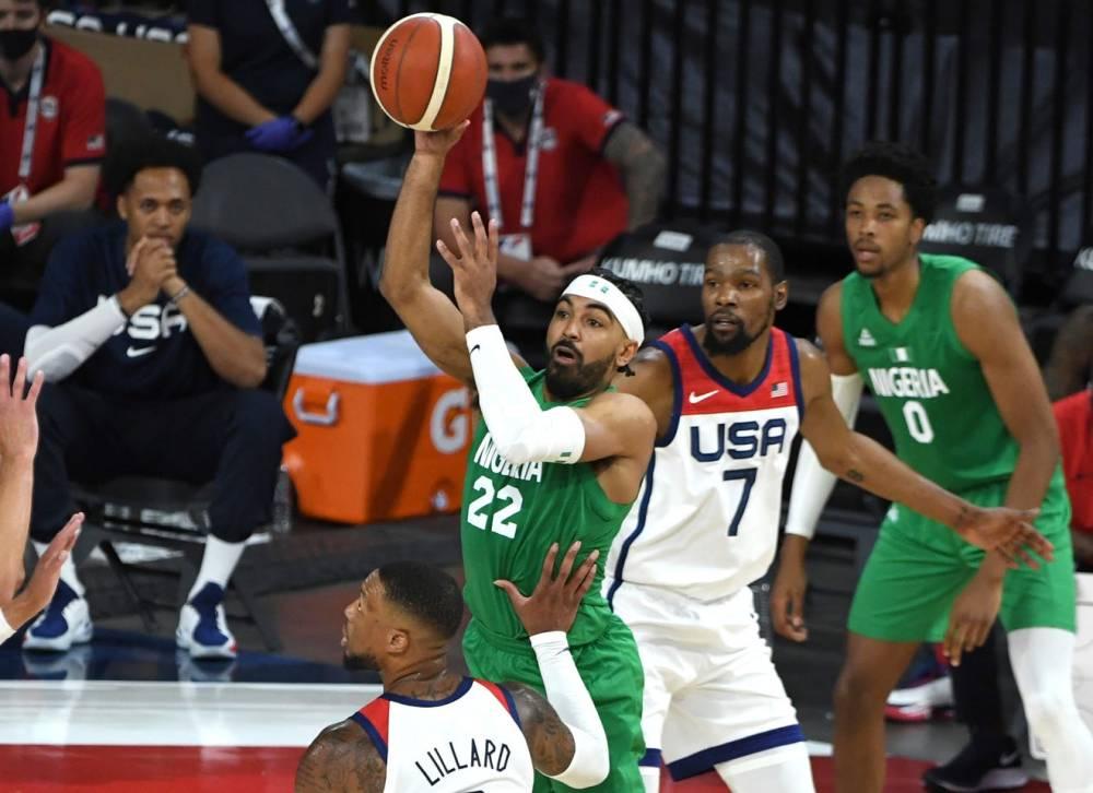 Nigeria beat USA in Olympic friendly