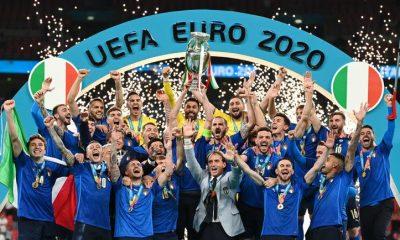 Euro 2020: Italy celebrate title, Prime Minister to receive team