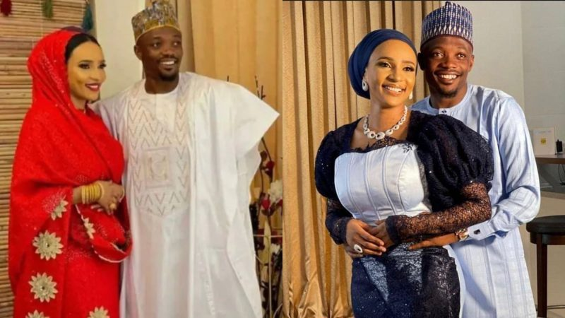 PHOTO: Super Eagles skipper, Musa marries for third time