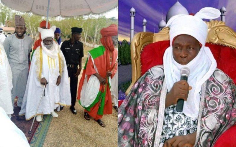 JUST IN: Bandits release Emir of Kajuru, retain daughter,12 others