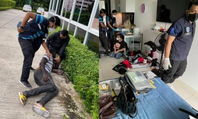 Nigerian man jumps out of third floor window to evade arrest in Thailand
