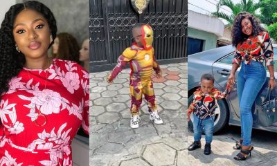 VIDEO: I'm a proud mom, Yvonne Jegede celebrates son as he bags ambassadorial deal