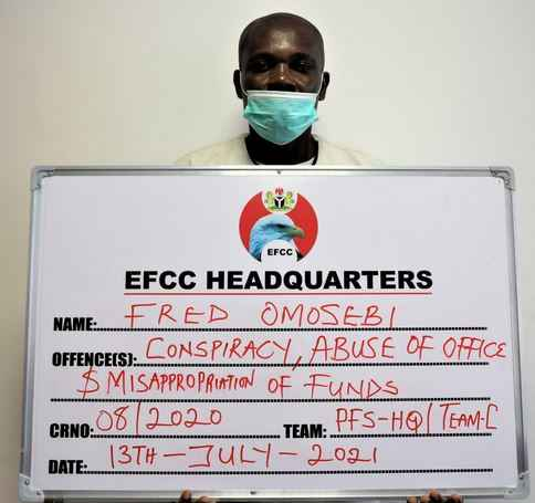 Pastor Fred Omosebi