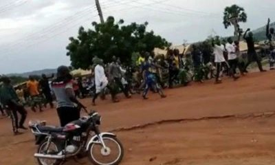 Protests rock Kogi against kidnappings, robbery