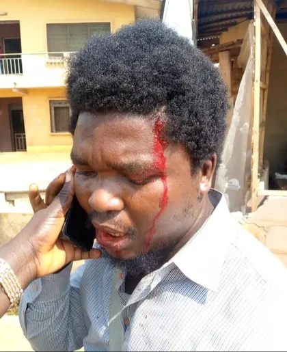 Disgruntled APC members beat up court bailiff in Ogun
