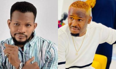 Richest actor spiritually, Uche Maduagwu mocks Zubby Micheal