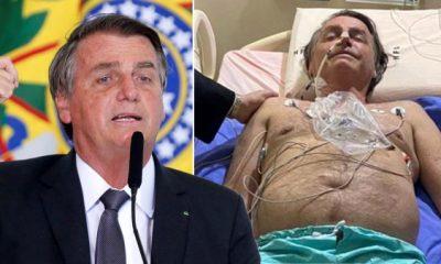 Brazil president Bolsonaro hospitalised